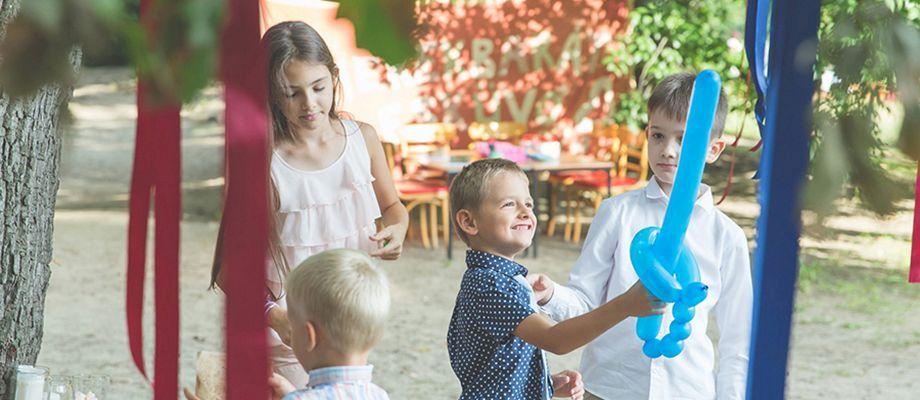 Gyerekbarát esküvő 3