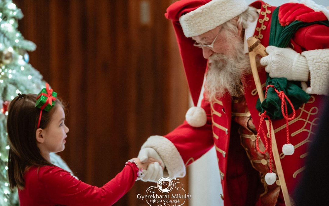 Nikolaus Erlebnis an Veranstaltungen oder für Zuhause